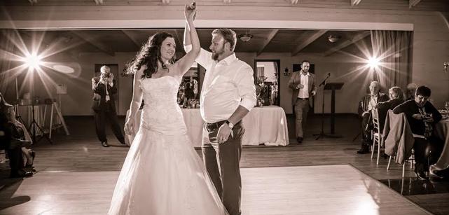 Ad Hoc Wedding Dance Lessons